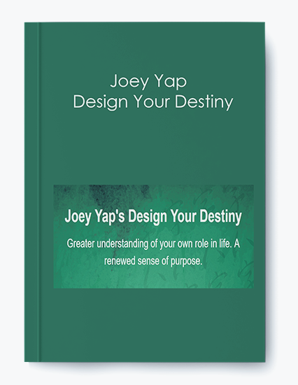 Joey Yap – Design Your Destiny by https://koiforest.com/
