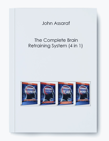 The Complete Brain Retraining System (4 in 1) by John Assaraf by https://koiforest.com/