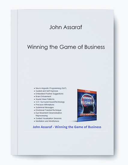 Winning the Game of Business by John Assaraf by https://koiforest.com/