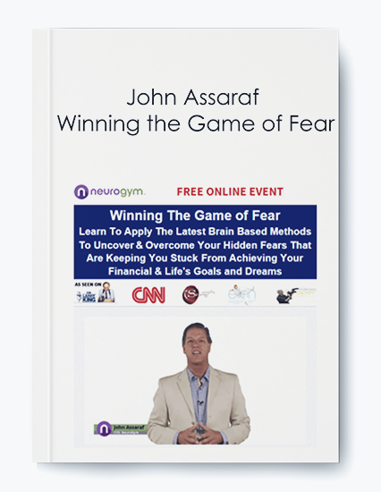 Winning the Game of Fear by John Assaraf by https://koiforest.com/