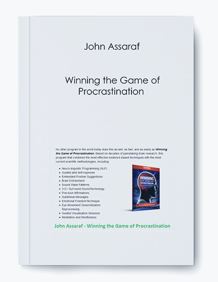 Winning the Game of Procrastination by John Assaraf by https://koiforest.com/