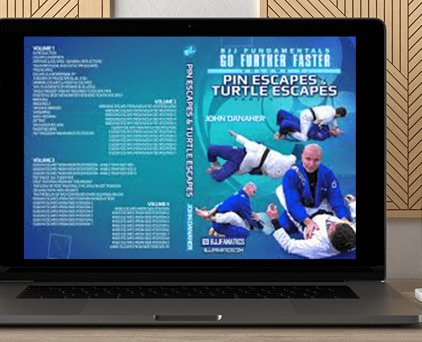John Danaher - Go Further Faster - Gi Fundamentals by https://koiforest.com/