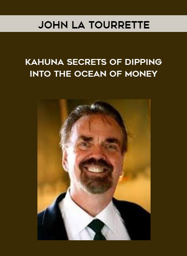 Kahuna Secrets of Dipping into the Ocean of Money by John La Tourrette by https://koiforest.com/