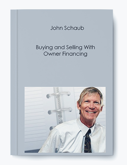 John Schaub – Buying and Selling With Owner Financing by https://koiforest.com/