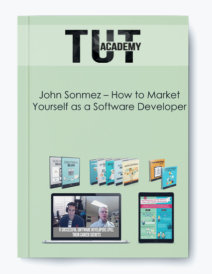 How to Market Yourself as a Software Developer by John Sonmez by https://koiforest.com/
