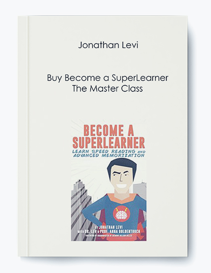 Buy Become a SuperLearner – The Master Class by Jonathan Levi by https://koiforest.com/