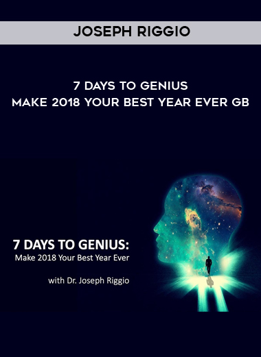7 Days to Genius - Make 2018 Your Best Year Ever GB by Joseph Riggio by https://koiforest.com/