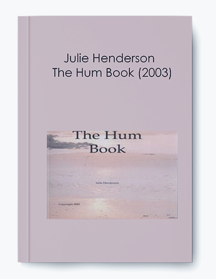 The Hum Book (2003) by Julie Henderson by https://koiforest.com/