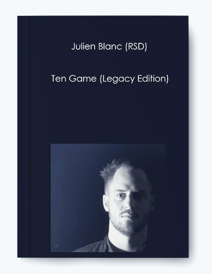 (RSD) – Ten Game (Legacy Edition) by Julien Blanc by https://koiforest.com/
