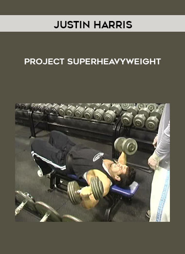 Justin Harris - Project Superheavyweight by https://koiforest.com/