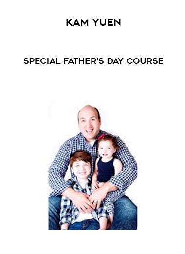 Kam Yuen - Special Father's Day Course by https://koiforest.com/
