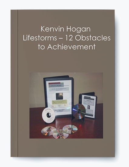 Lifestorms – 12 Obstacles to Achievement by Kenvin Hogan by https://koiforest.com/