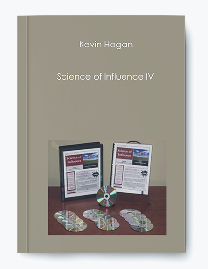 Science of Influence IV by Kevin Hogan by https://koiforest.com/