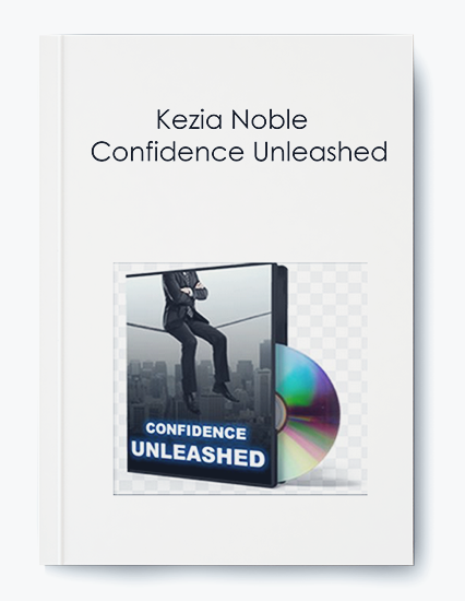 Confidence Unleashed by Kezia Noble by https://koiforest.com/