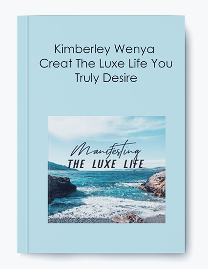 Kimberley Wenya – Creat The Luxe Life You Truly Desire by https://koiforest.com/