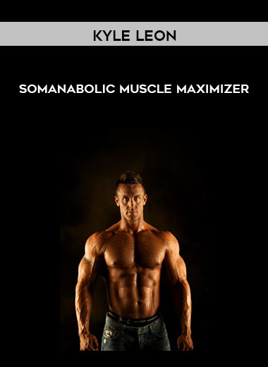 Kyle Leon - Somanabolic Muscle Maximizer by https://koiforest.com/