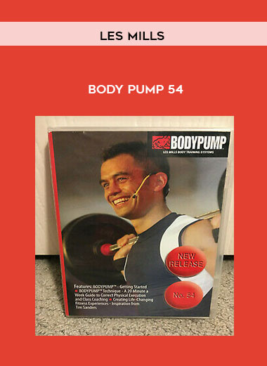 Les Mills-Body Pump 54 by https://koiforest.com/