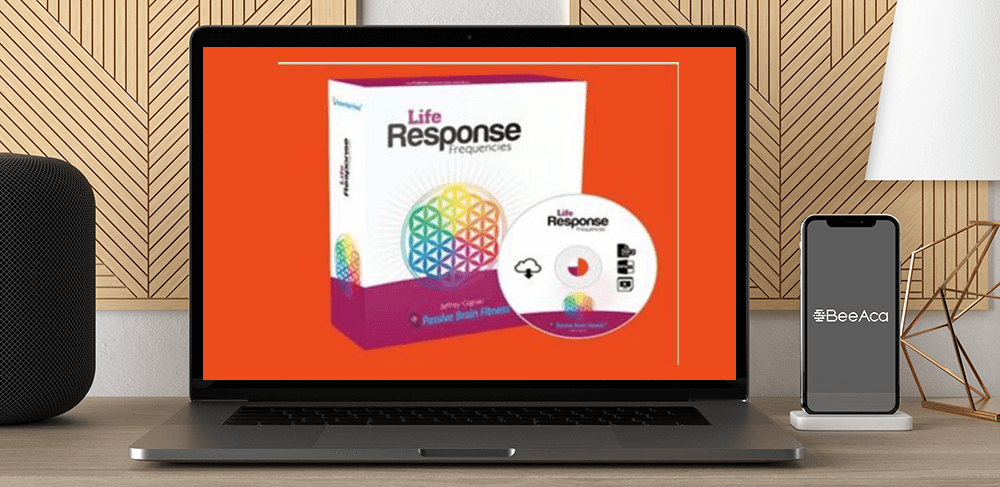Life Response Frequencies Jeffrey Gignac by https://koiforest.com/