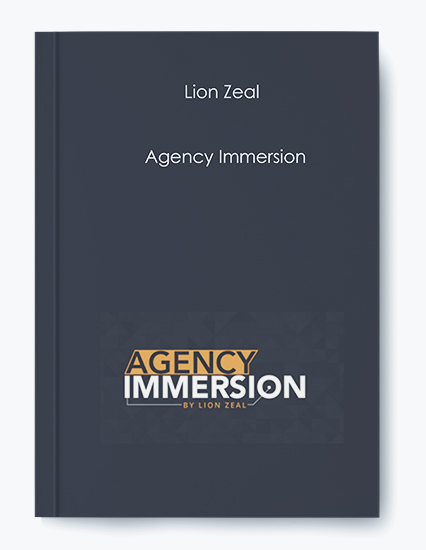 Agency Immersion by Lion Zeal by https://koiforest.com/