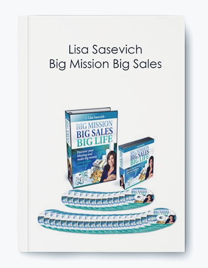 Big Mission Big Sales by Lisa Sasevich by https://koiforest.com/