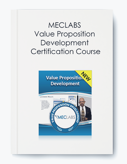 MECLABS – Value Proposition Development Certification Course by https://koiforest.com/