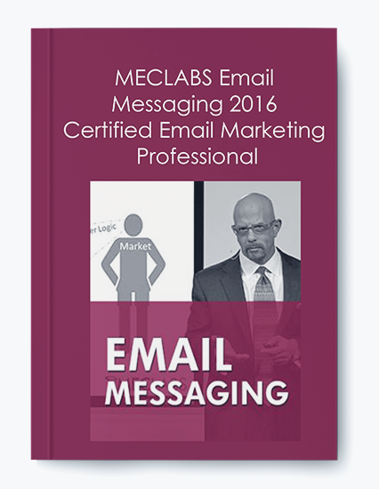 MECLABS Email Messaging 2016 – Certified Email Marketing Professional by https://koiforest.com/