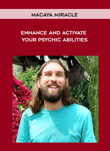 Enhance and Activate Your Psychic Abilities by Macaya Miracle by https://koiforest.com/