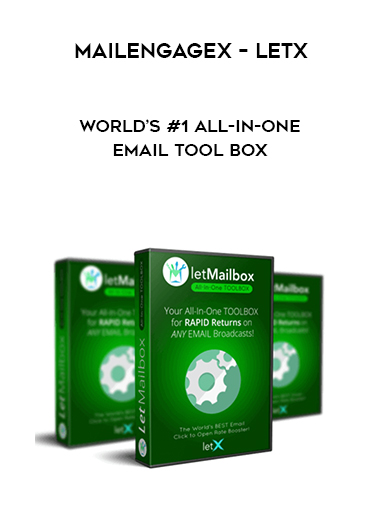 MailEngageX – LetX – World's #1 All-In-One Email Tool Box by https://koiforest.com/