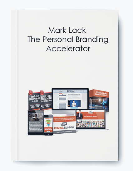 The Personal Branding Accelerator by Mark Lack by https://koiforest.com/