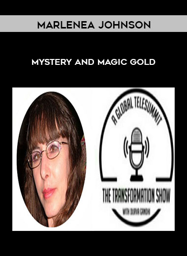 Mystery and Magic GOLD by Marlenea Johnson by https://koiforest.com/