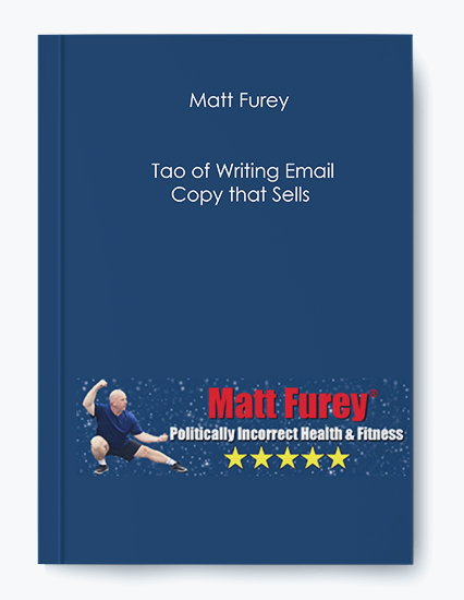 Tao of Writing Email Copy that Sells by Matt Furey by https://koiforest.com/
