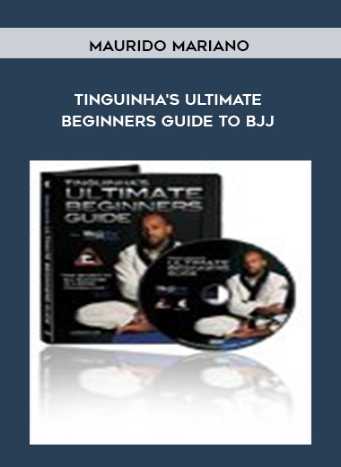 Maurido Mariano - Tinguinha's Ultimate Beginners Guide to BJJ by https://koiforest.com/