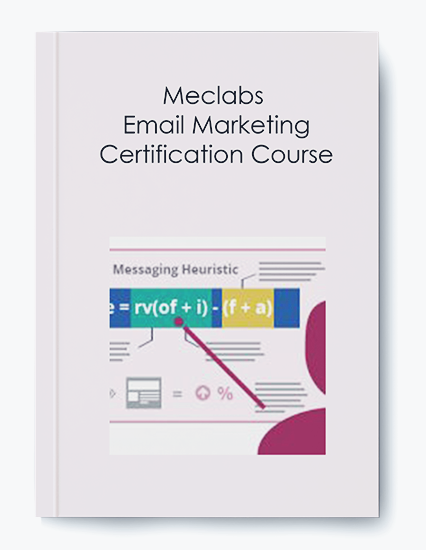 Meclabs – Email Marketing Certification Course by https://koiforest.com/