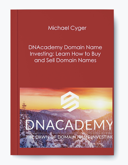 DNAcademy Domain Name Investing: Learn How to Buy and Sell Domain Names by Michael Cyger by https://koiforest.com/