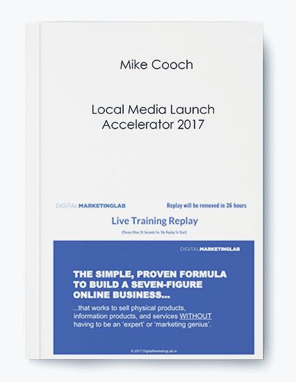 Local Media Launch Accelerator 2017 by Mike Cooch by https://koiforest.com/