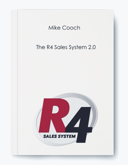 The R4 Sales System 2.0 by Mike Cooch by https://koiforest.com/
