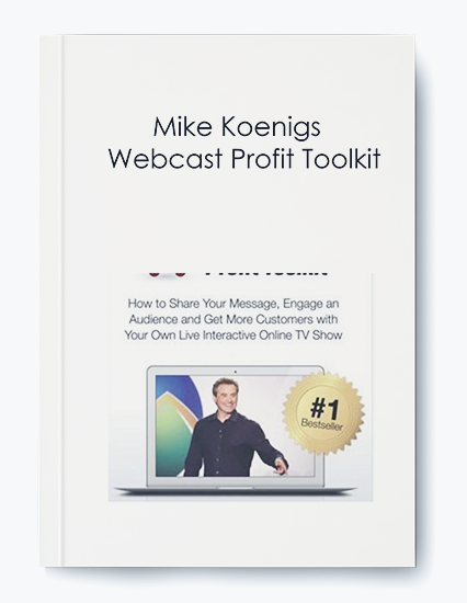 Mike Koenigs – Webcast Profit Toolkit by https://koiforest.com/
