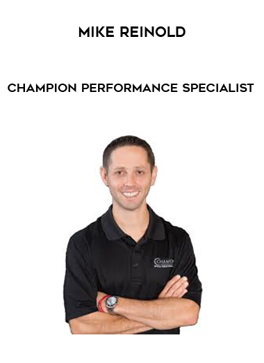 Mike Reinold - Champion Performance Specialist by https://koiforest.com/