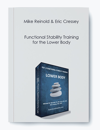 Functional Stability Training for the Lower Body by Mike Reinold & Eric Cressey by https://koiforest.com/