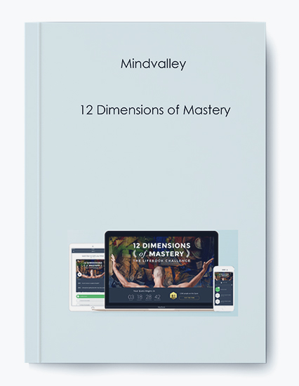 Mindvalley – 12 Dimensions of Mastery by https://koiforest.com/
