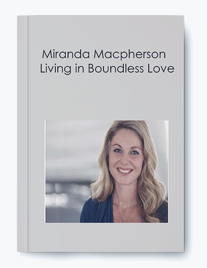 Living in Boundless Love by Miranda Macpherson by https://koiforest.com/