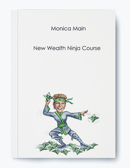 New Wealth Ninja Course by Monica Main by https://koiforest.com/
