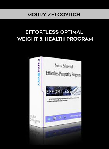 Effortless Optimal Weight and Health Program by Morry Zelcovitch by https://koiforest.com/