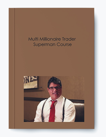 Multi Millionaire Trader Superman Course by https://koiforest.com/