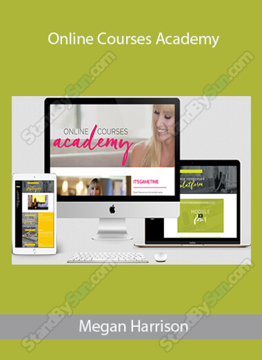 Online Courses Academy by Megan Harrison by https://koiforest.com/