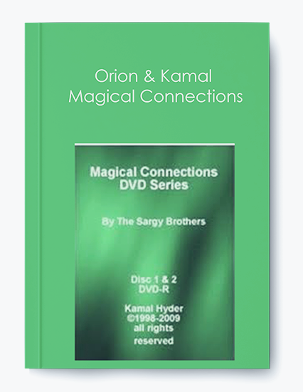Magical Connections by Orion & Kamal by https://koiforest.com/