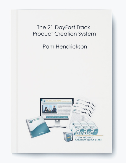 The 21 DayFast Track Product Creation System by Pam Hendrickson by https://koiforest.com/
