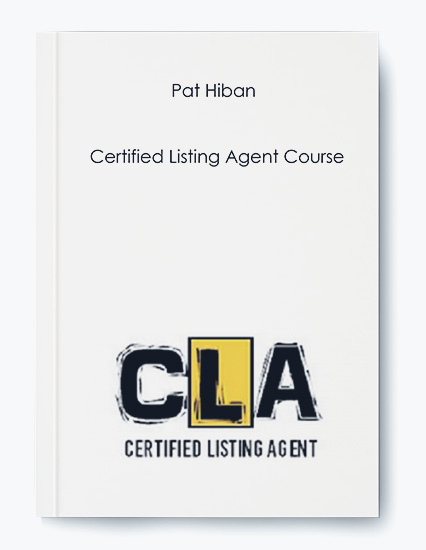 Certified Listing Agent Course by Pat Hiban by https://koiforest.com/