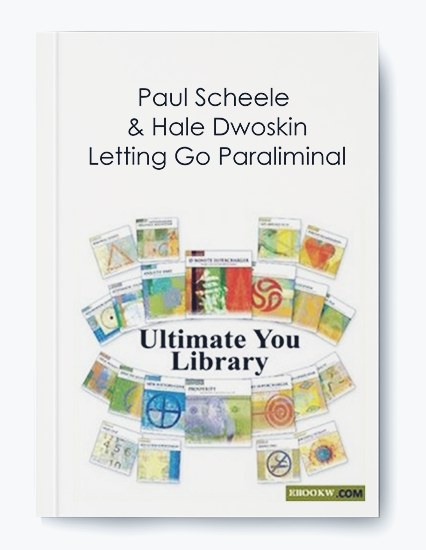 Letting Go Paraliminal by Paul Scheele & Hale Dwoskin by https://koiforest.com/
