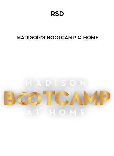 RSD Madison's Bootcamp @ Home by https://koiforest.com/